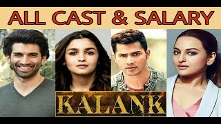 Kalank Movie // All Cast And Salary // Varun Dhawan // Alia Bhatt // Full Actors