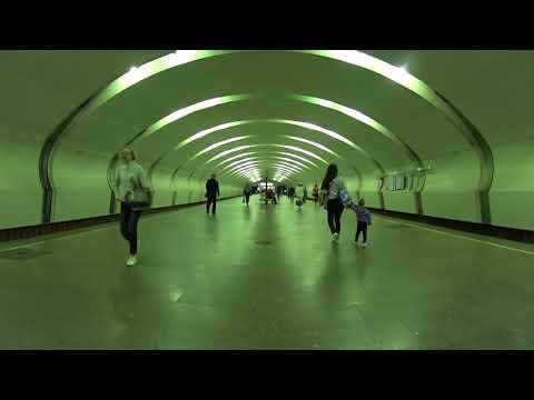 """Станция метро """"Коньково"""" // 30 июня 2019 года"""