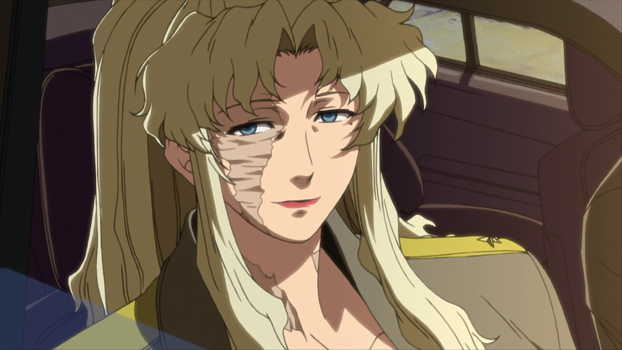 black lagoon eng dub all balalaika scenes pt 1 youtube