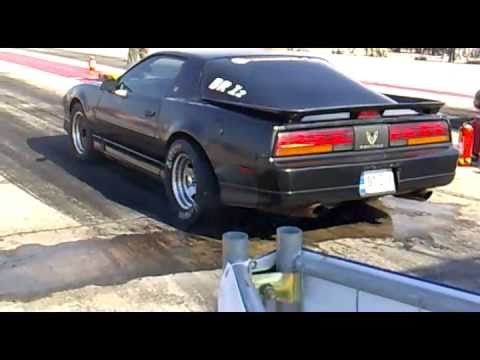 Pontiac Trans Am Gta Vs Gen Pontiac Firebird Drag Race