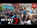 Seven At 7 | Gargi College Mass Molestation Row; Anti-CAA Protests Turn Violent | Feb 10, 2020