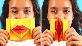 25 PAPER TOYS THAT ARE SO EASY TO MAKE