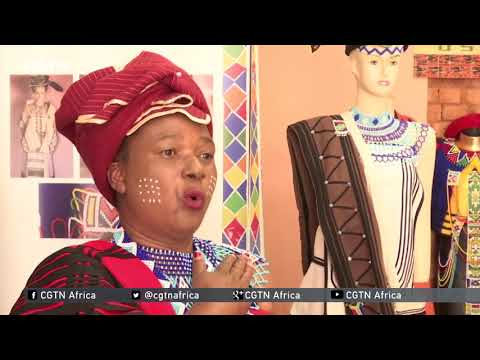 South African entrepreneur promotes traditional heritage