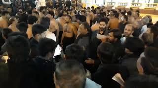 Zawar Markazi Matmi Dasta. Rawalpindi. (Salaar Zawar Malik Asad Abbas)