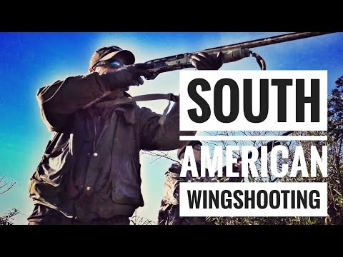 South American Wingshooting: Watch For The Smoking Gun