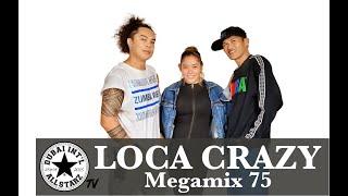 Download lagu Loca Crazy | Megamix 75 | Zumba® | Choreography |Dance Fitness | Aghie Escobedo