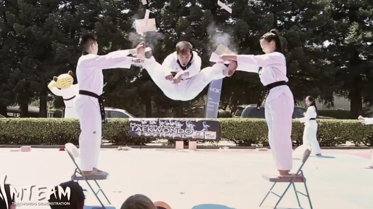Amazing Taekwondo Skills 2016