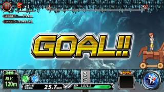【新作】バディランナーやってみた!#2 白熱のレースゲーム! 面白い携帯スマホゲームアプリ buddy_runner