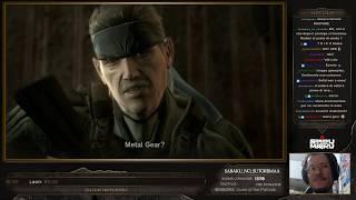 "Metal Gear Solid 4 w/ Sabaku, Run ""Veterana"" - #2"