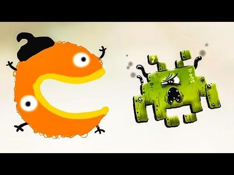 ЧУЧЕЛ #4. Волшебные мини игры. Мультик CHUCHEL на канале Игрули TV