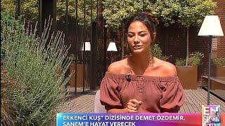 Demet Özdemir & Can Yaman   En güzel bölüm Röportajı