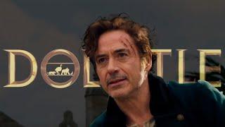 Reaction |  Трейлер #1 «Удивительное Путешествие Доктора Дулиттла/Doolittle»