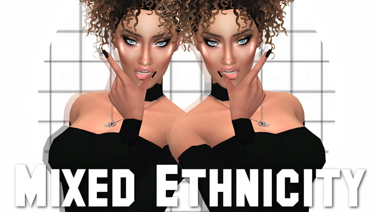ListBy Collab Sims Dazzlingsimmer The A Cc VimsieFull 4Create W SimMixed Ethnicity rEdWQCxeBo
