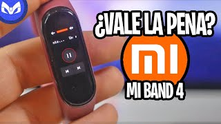 MI BAND 4 REVIEW 20 DIAS DESPUES - DISPONIBLE EN MÉXICO