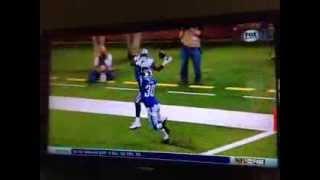 Dez Bryant Touchdown vs. Lions 2013