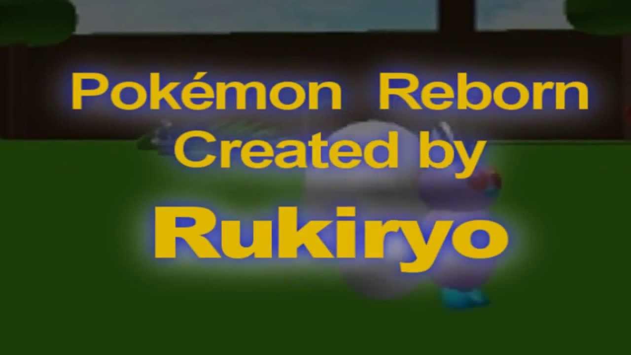 2ff82980 Pokemon REBORN RPG[Ultrarare Spawns] - Roblox Go