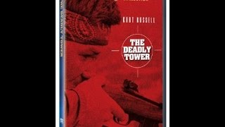the Deadly Tower (aka - Sniper) Kurt Russell 1975 [FULL MOVIE]