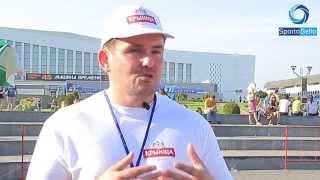 Сергей Лепешко председатель Белорусской федерации силового экстрима и безэкипировочного пауэрлифтинг