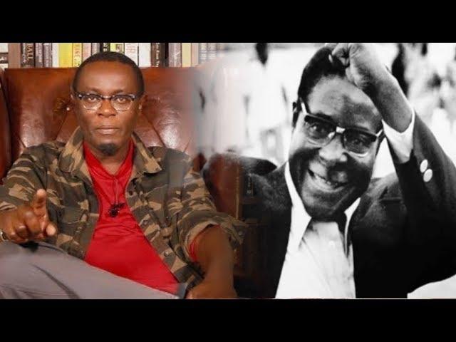 The FINAL BOW: Go well ROBERT .G. MUGABE