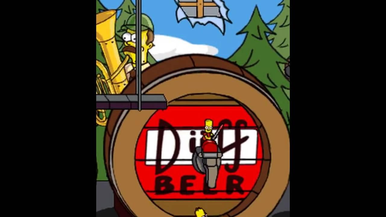 Download Compilation Les Simpson le jeu complet   Toutes les missions DS   1