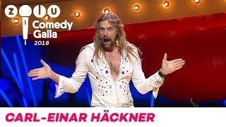 Carl-Einar Häckner - ZULU Comedy Galla 2018