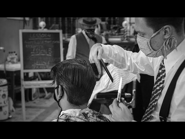 SCHOREM'S Barber Academy: we're serious about your success