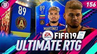WE GOT TOTS 89 MARTINEZ!!! ULTIMATE RTG - #156 - FIFA 19 Ultimate Team
