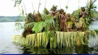 La Papouasie,