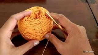 Belajar Merajut Crochet Untuk Pemula (Part 1)