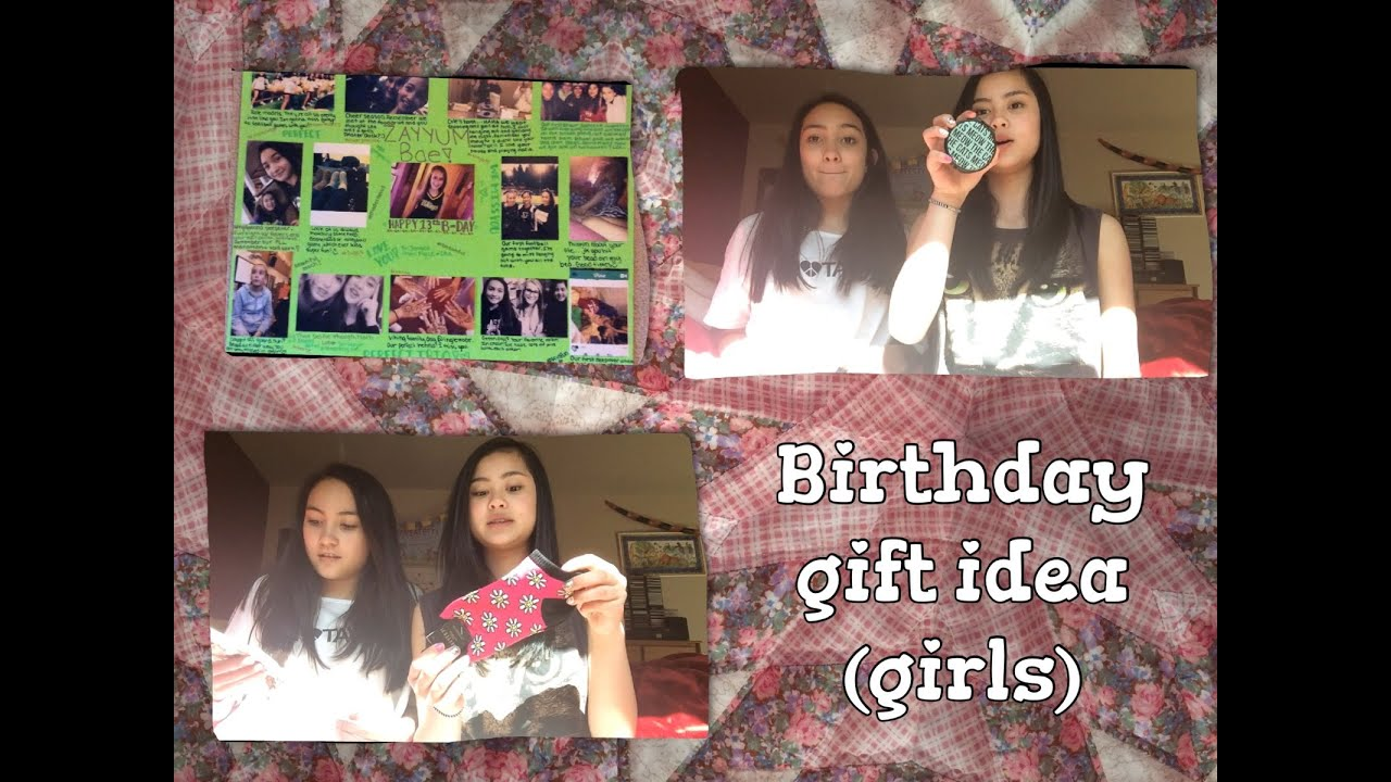 Birthday Gift Guide For Your Friends Girls And Diy