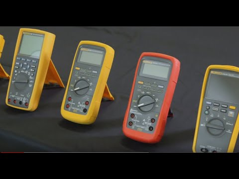 Learn which Fluke digital multimeter is the best one for you in an  industrial environment