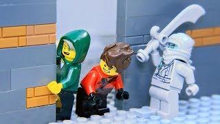Lego NINJAGO  MAZE adventure Episode2