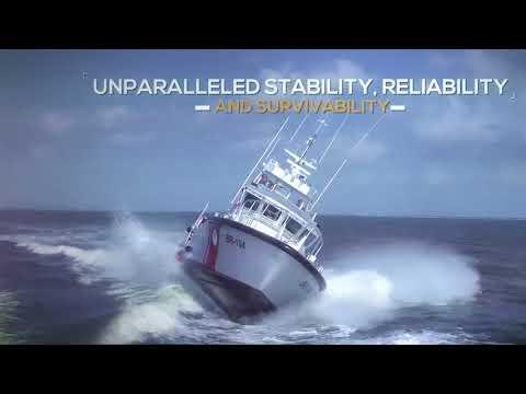 Marine & Land Systems' Motor Lifeboat (MLB)