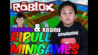 Roblox - Ripull Minigames (Dutch)