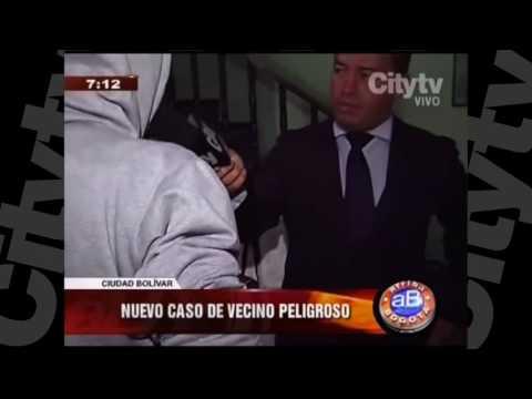 Vecino violento | CityTV | Noviembre 21
