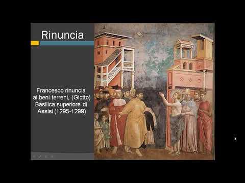 San Francesco d'Assisi per Dante Alighieri, canto XI del Paradiso, vv. 43-66