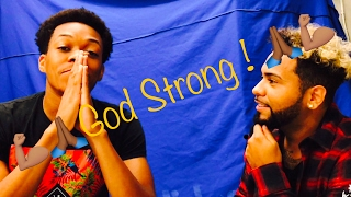 Montana Of 300 - God Strong   REACTION