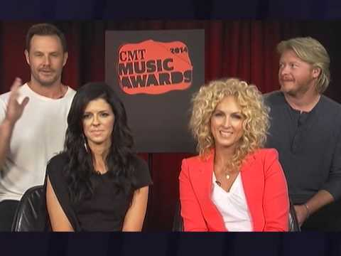 Little Big Town: Appearing at 2014 CMT Music Awards