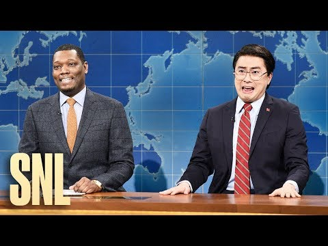 Weekend Update: Chen Biao on the US-China Trade Deal - SNL