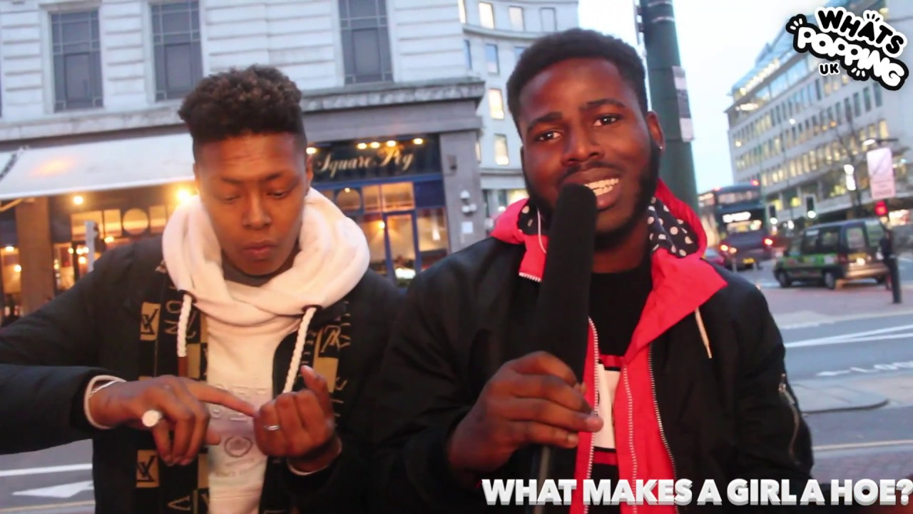 What Makes A Girl A Hoe? - Street Doc - Birmingham - YouTube