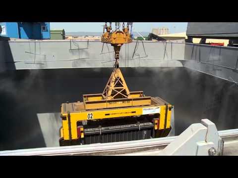 Containerised Bulk Transport