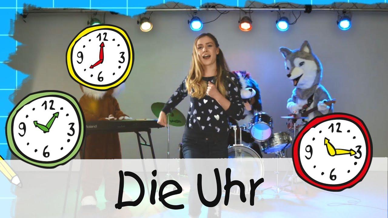 Die Uhr Lied