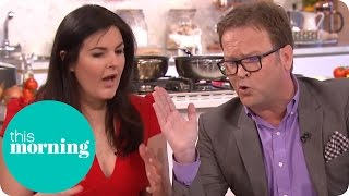 Heated Debate Over Whether You Should Ever Tell Someone That They're Fat | This Morning