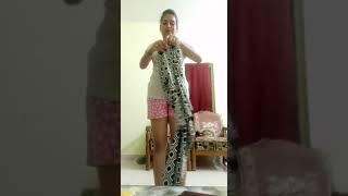 Changing dress