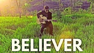 Believer - Imagine Dragons  | VIOLÃO SOLO - Hebert Freire