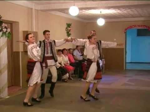 Dansatori La Nunta Orungheni