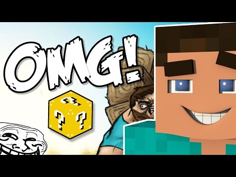 MINECRAFT | EL PEOR DIA DE MI VIDA EN LUCKY BLOCKS ISLANDS