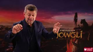 Andy Serkis explains the differences in making Mowgli vis-a-vis Planet of the Apes | Netflix