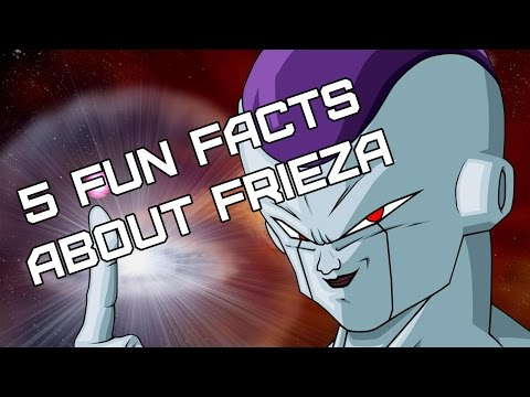 5 Fun Things You Didnt Know About Frieza - Friezas Mother & More!