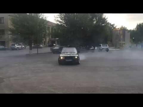 BMW Е34 с блоком, или как я поменял редуктор.... p.s. drift